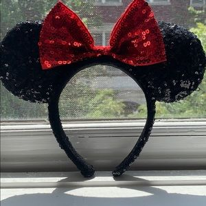 Minnie Mouse Ears from Disney World!